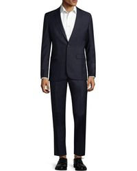 Aspetto - Crease Notch Suit - Lyst