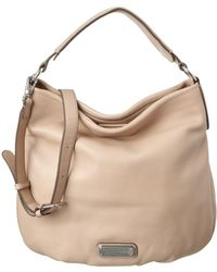 Marc By Marc Jacobs - Q Hillier Leather Hobo - Lyst