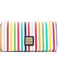 Dooney & Bourke - Catalina Daphne Crossbody Wallet Shoulder Bag - Lyst