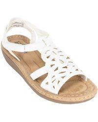 White Mountain Footwear - Women's Chambray - Lyst