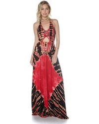 Go Couture - Summer Nights Cutout Maxi Dress - Lyst