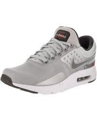 53f738d183a7 Lyst - Nike Men s Air Max 95 Premium Running Shoe in Gray for Men