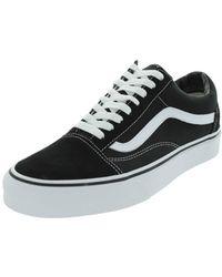 a4e905312c2e20 Lyst - Vans Unisex Old Skool (bleacher) Skate Shoe in Gray for Men