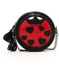 Susu - 'mary' Ladybug Crossbody Leather - Lyst