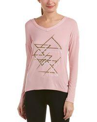 Zobha - Jocelyn Layering T-shirt - Lyst