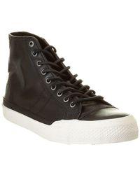 Frye - Greene Leather Tall Sneaker - Lyst