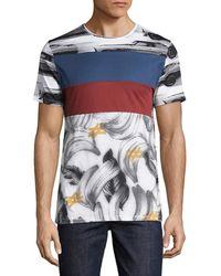 Antony Morato - Printed T-shirt - Lyst