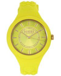 Versus  | Versus By Versace Women's Fire Island Quartz Watch, Model: Soq060015 | Lyst