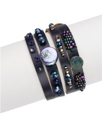 Saachi - Multi Studs Bracelet - Lyst