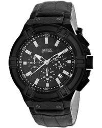 Guess - Men's Rigor (u0408g1) Watch - Lyst