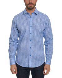 Robert Graham - Classic Fit Utica Woven Shirt - Lyst