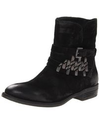Steven by Steve Madden - Womens Traker Leather Closed Toe Ankle Fashion Boots - Lyst