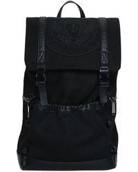 Balmain - Men's Black Polyamide Backpack - Lyst