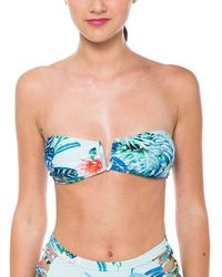 6 Shore Road By Pooja - Lover's V Bandeau - Lyst