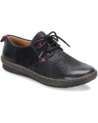 Comfortiva - Womens Cassandra Leather Closed Toe Oxfords - Lyst