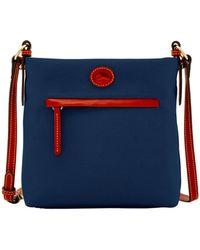 Dooney & Bourke - Nylon Daisy Letter Carrier Shoulder Bag - Lyst