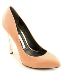Boutique 9 | Fiorensa Women Pointed Toe Leather Heels | Lyst