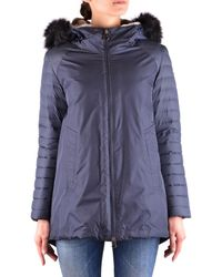 COLMAR ORIGINALS - Women's Blue Polyamide Outerwear Jacket - Lyst