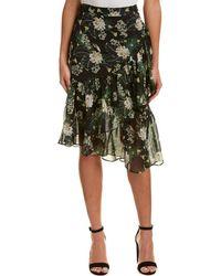 Lea & Viola - Floral Pencil Skirt - Lyst