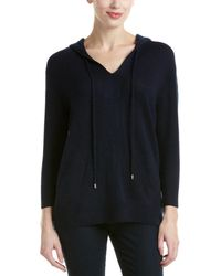 Magaschoni - Cashmere Pullover Hoodie - Lyst