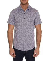 Robert Graham - Ballina Ridge Classic Fit Woven Shirt - Lyst