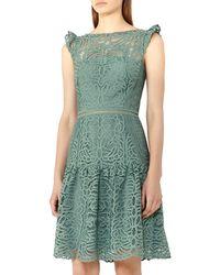 Reiss - Herrera Dress - Lyst