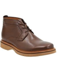 Clarks | Men's Newkirk Up Gore-tex Lace Up Shoe | Lyst