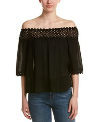 Fate - Cold-shoulder Top - Lyst