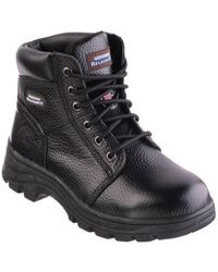 Skechers - Women's Work Relaxed Fit Workshire Peril Steel Toe - Lyst
