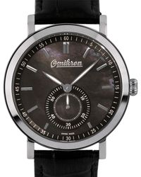 Omikron - Harrier Men's Vintage Styled Swiss Made Watch - Lyst