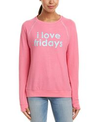 Peace Love World - Comfy Top - Lyst