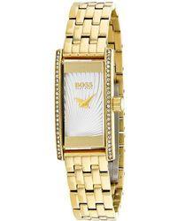 BOSS - Women's Watch - Lyst