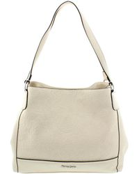 d078f8404209 Franco Sarto - Womens Alyse Embossed Faux Leather Shopper Handbag - Lyst