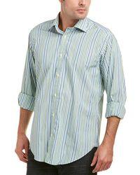 Thomas Dean - Mens Woven Shirt, M - Lyst