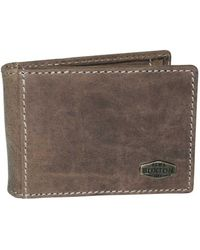 Buxton - Men's Expedition Ii Rfid Slimfold Wallet With Clip - Lyst