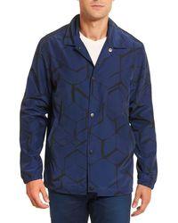 Robert Graham - Soren Woven Tailored Fit Outerwear - Lyst