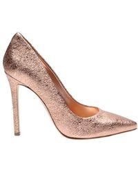 Marc Ellis - Women's Pink Leather Pumps - Lyst