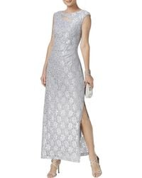 Connected Apparel - Womens Formal Party Evening Dress - Lyst