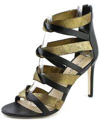 Via Spiga - Elyse Women Open Toe Leather Sandals - Lyst