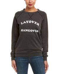 The Laundry Room - Layover Cosy Sweatshirt - Lyst