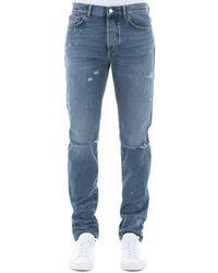 Givenchy - Men's Blue Cotton Jeans - Lyst