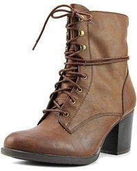 2c960157e5b7 American Rag - Womens Alaina Round Toe Mid-calf Chelsea Boots - Lyst