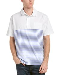 Peter Millar - Mountainside Collection Lafayette Polo - Lyst