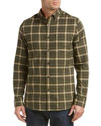 Victorinox - Swiss Army Sterner Wool-blend Woven Shirt - Lyst