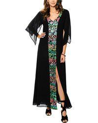 Elaine Turner - Tia Maxi Dress - Lyst