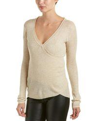 Heartloom - Lacey Wool-blend Sweater - Lyst