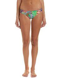 Trina Turk | Tropic Escape California Hipster Bikini Bottom | Lyst