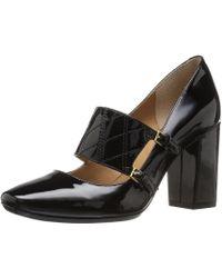 Calvin Klein - Womens Casilla Closed Toe Mary Jane Pumps - Lyst