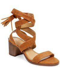 Splendid - Janet Criss-cross Sandal - Lyst
