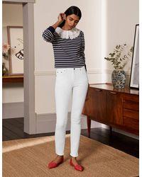 Boden Jean skinny - Blanc
